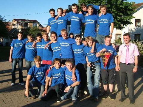 A-Jugend Meister 2007